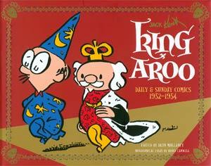 King Aroo Vol 2 1952-1954 HC