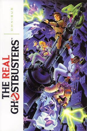 Real Ghostbusters Omnibus Vol 1 TP