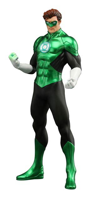 DC Comics New 52 Green Lantern ARTFX Plus Statue