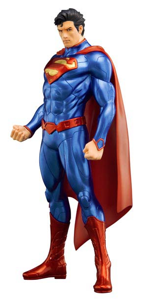 DC Comics New 52 Superman ARTFX Plus Statue