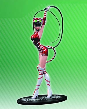 Ame-Comi Holiday Catwoman PVC Figure