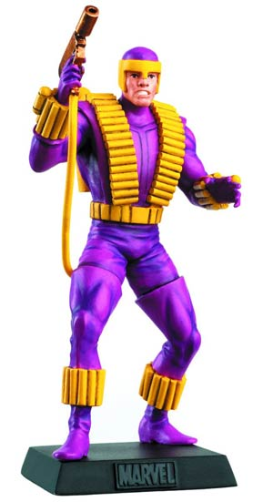 Classic Marvel Figurine Collection Magazine #186 Trapster