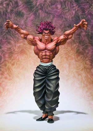 Baki Son Of Ogre Figuarts ZERO - Hanma Yujiro Figure