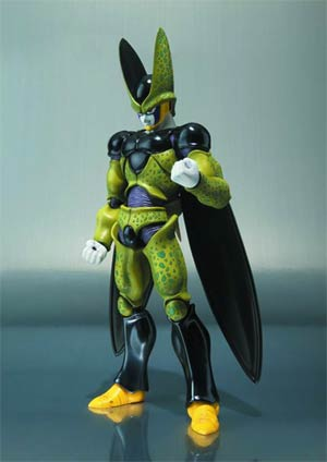 Dragon Ball Z S.H.Figuarts - Perfect Cell Action Figure