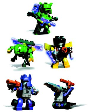 KRE-O Transformers Micro-Changers Assortment Case
