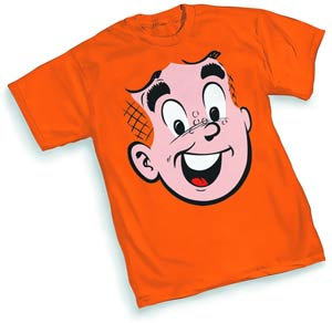 Archie Face T-Shirt Large