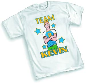 Archie Team Kevin T-Shirt Large