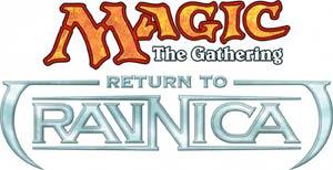 Magic The Gathering Return To Ravnica Intro Deck Display