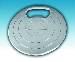 Marvel Captain Americas Shield Bottle Opener