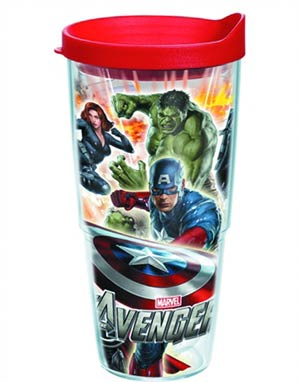 Tervis Marvel Avengers Movie 24-Ounce Tumbler With Lid