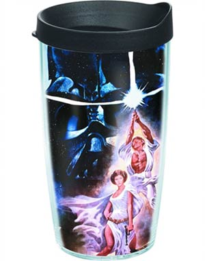 Tervis Star Wars Original Poster 16-Ounce Tumbler With Lid