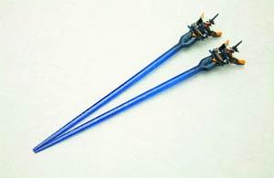 Evangelion Chopsticks - Evangelion Mark 6