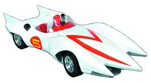 Speed Racer Mach 5 1/18 Scale Die-Cast Vehicle