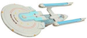 Star Trek Electronic Enterprise-B Ship
