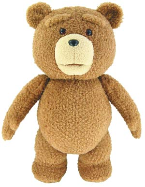 Seth MacFarlanes Ted 16-Inch Plush With Sound