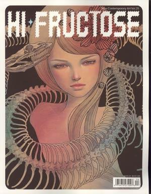 Hi-Fructose Magazine Quarterly Vol 25 2012