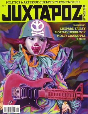 Juxtapoz #142 Nov 2012
