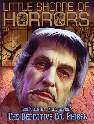 Little Shoppe Of Horrors #29 Dr Phibes Special