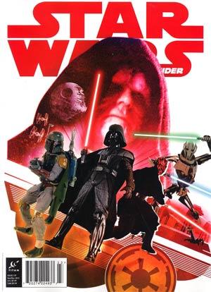Star Wars Insider #137 Nov / Dec 2012 Previews Exclusive Edition