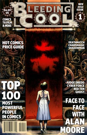 Bleeding Cool Magazine #1