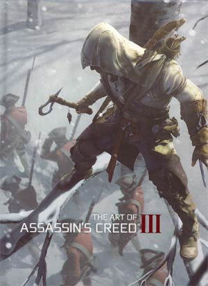 Art Of Assassins Creed III HC