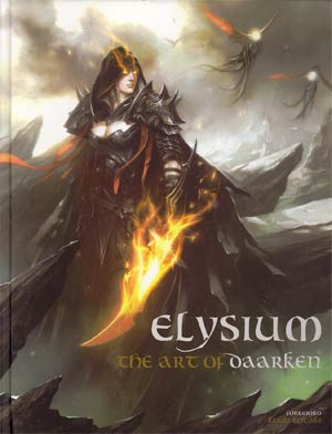 Elysium Art Of Daarken HC