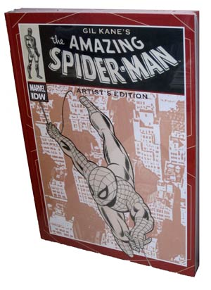 Gil Kanes Amazing Spider-Man Artists Edition HC
