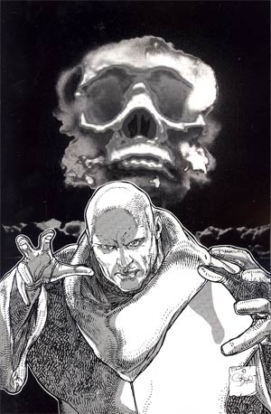 Planet Of The Apes Vol 3 #16 Incentive Carlos Magno Virgin Sketch Cover