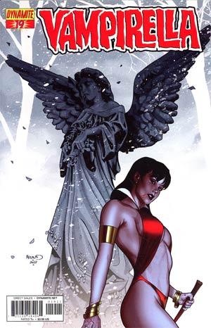 Vampirella Vol 4 #19 Regular Paul Renaud Cover