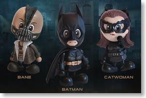 Batman The Dark Knight Rises Cosbaby 3-Piece Set