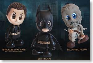 Batman Begins Cosbaby 3-Piece Set