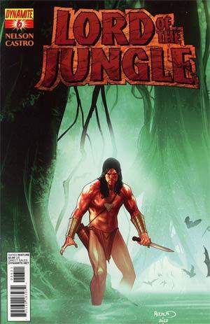 Lord Of The Jungle #6 Regular Paul Renaud Cover