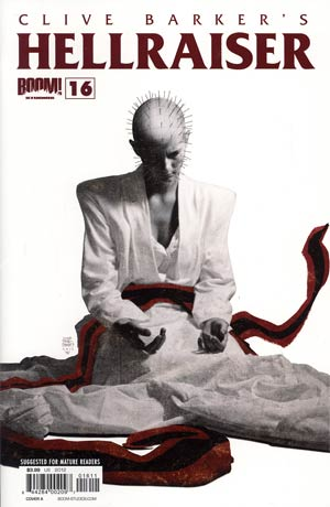 Clive Barkers Hellraiser Vol 2 #16 Regular Cover A Tim Bradstreet