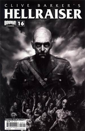 Clive Barkers Hellraiser Vol 2 #16 Regular Cover B Nick Percival