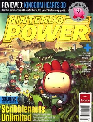 Nintendo Power #281 Aug 2012
