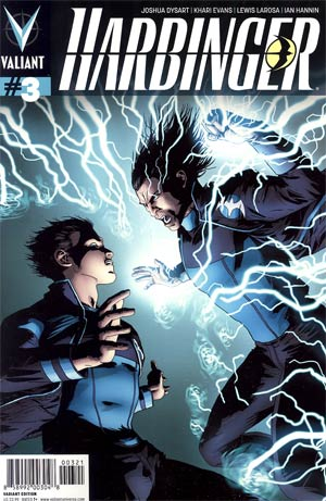 Harbinger Vol 2 #3 Incentive Patrick Zircher Variant Cover