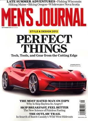 Mens Journal Vol 21 #8 Sep 2012