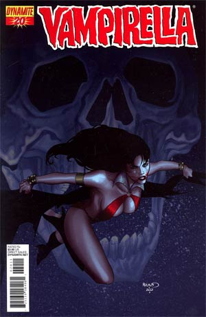 Vampirella Vol 4 #20 Regular Paul Renaud Cover