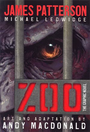 Zoo The Graphic Novel HC