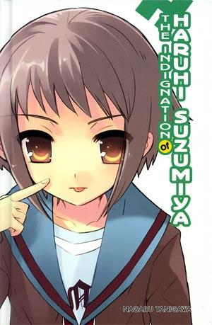Indignation Of Haruhi Suzumiya Novel HC