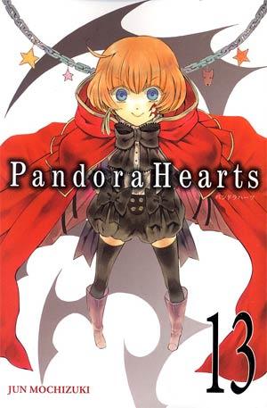 Pandora Hearts Vol 13 GN