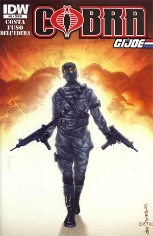 Cobra #16 Incentive Joe Eisma Variant Cover