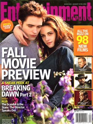 Entertainment Weekly #1220 / #1221 Aug 17 / 24 2012