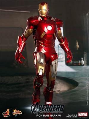 Avengers Movie Iron Man Mark VII 12-Inch Action Figure