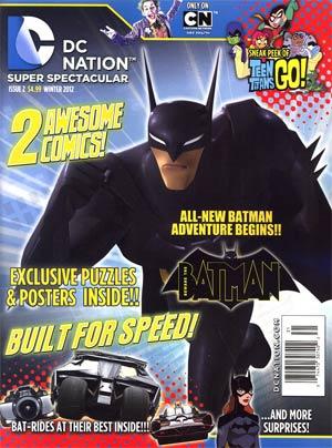 DC Nation Super Spectacular #2