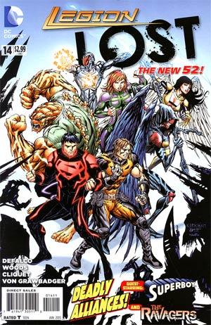 Legion Lost Vol 2 #14