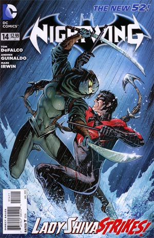 Nightwing Vol 3 #14