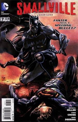 Smallville Season 11 #7