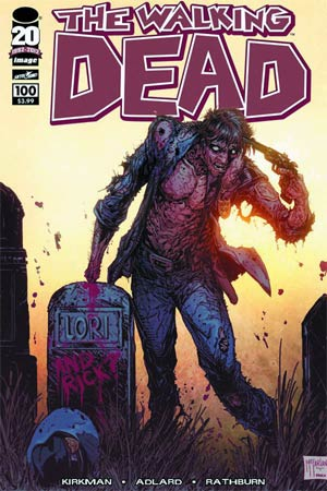 Walking Dead #100 DF CGC 9.8