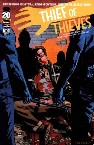 Thief Of Thieves #10 1st Ptg